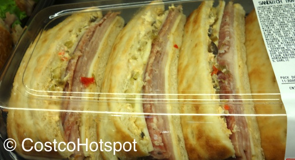 Roast Beef and Muffaletta Sandwich Tray | Costco Hotspot