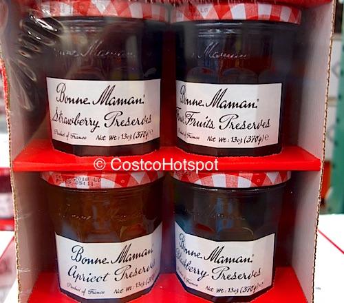 Bonne Maman Preserves 4-Pack France   Costco Hotspot