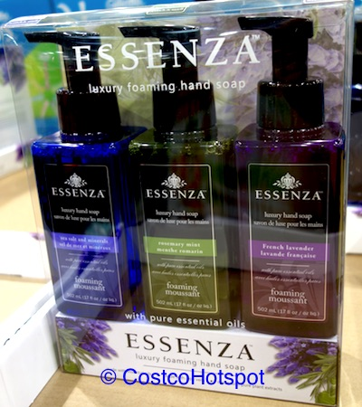 Essenza Luxury Foaming Hand Soap \ Costco Hotspot