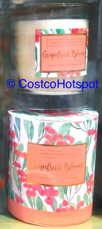 Costco Simply Indulgent 3 Pc Candle Set 19 99 Costco