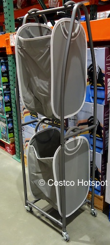 Neatfreak! Vertical Double Laundry Sorter at Costco