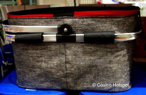 Costco Hotspot: Igloo Party Basket Cooler Bag Combo Black and Red
