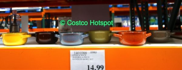 Overandback Comfort Food 6-Piece Bowl Set Price | Costco Hotspot