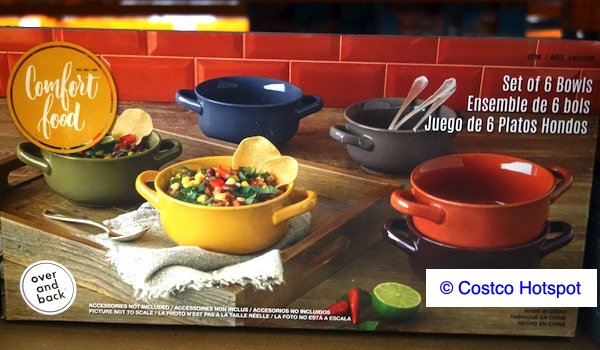 Overandback Comfort Food Bowl Set | Costco Hotspot