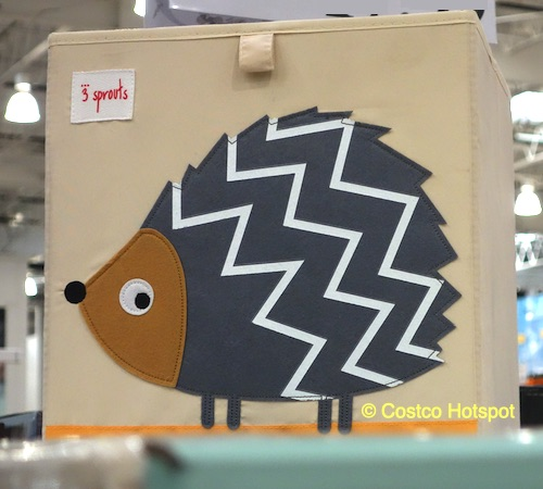 3 Sprouts Storage Boxes Hedgehog | Costco Hotspot