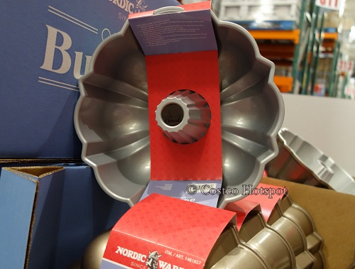 Interior of Nordic Ware Original Bundt Pan | Costco Hotspot